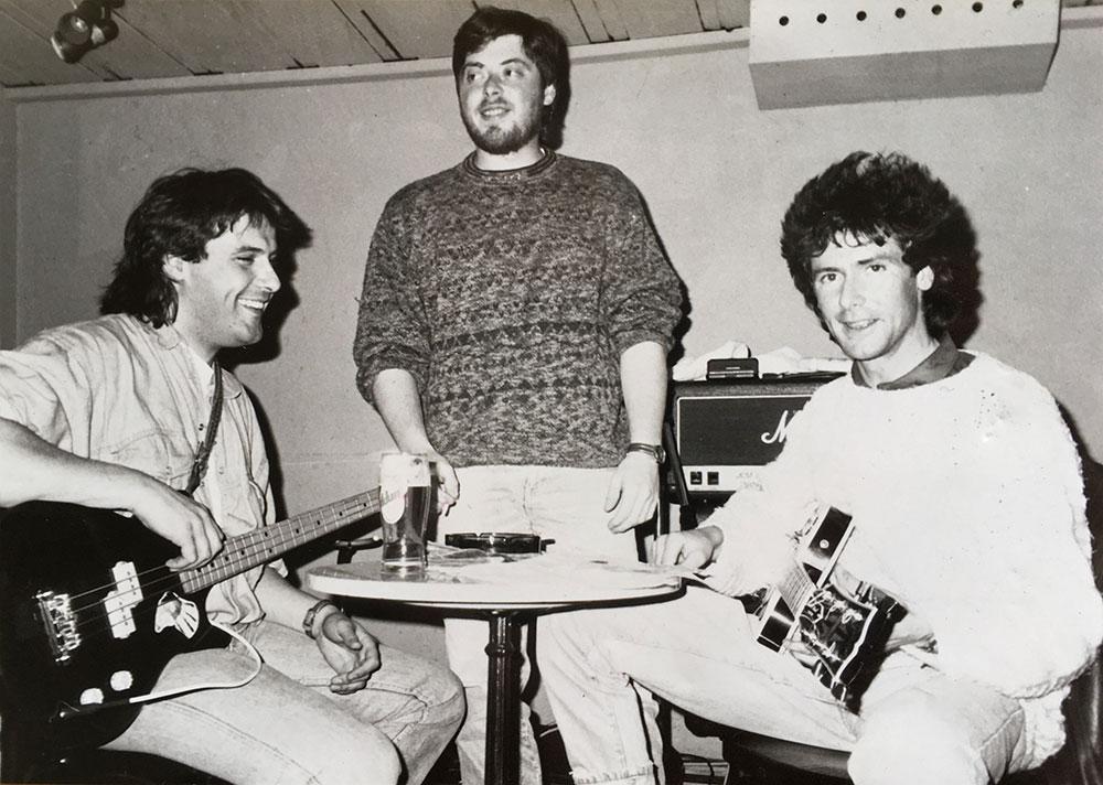 Alegria: Original Mayr Buam 1989. Ingo Mayr, Stoffl Klinger, Wolfi Mayr